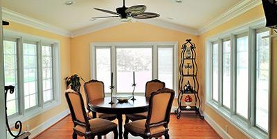 Home Improvement Sunroom Windows
