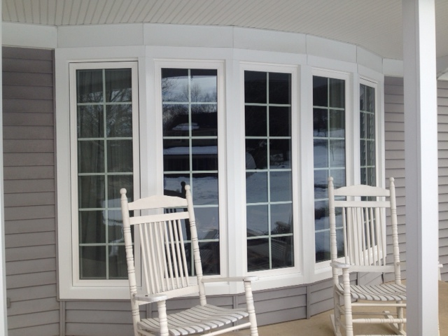 Exterior Energy Efficient Windows