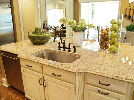 Granite Different Type of Countertop