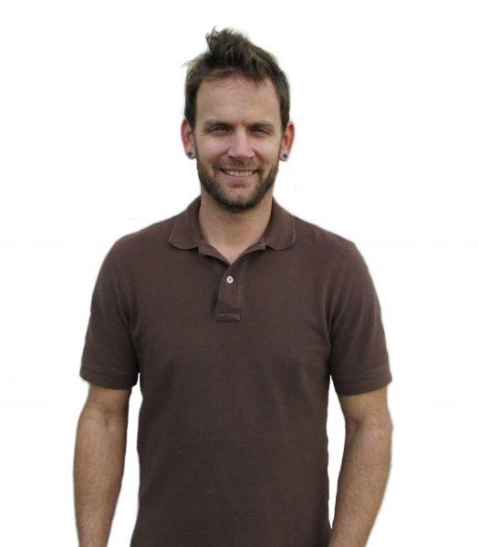 Jeremy Horst portrait