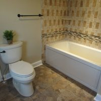 Coatesville Bathroom with New Tub