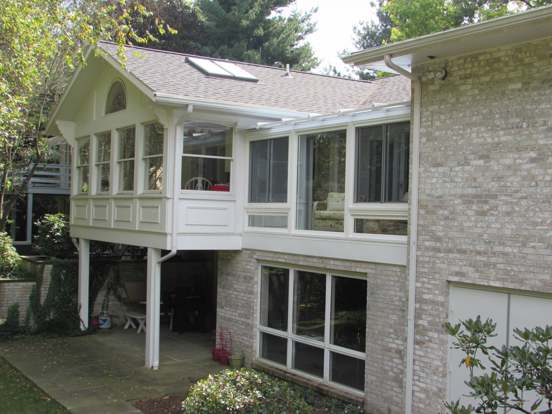 Sunroom additions lancaster pa choice windows for Solarium room additions