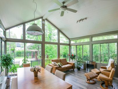 Herbert Sunroom