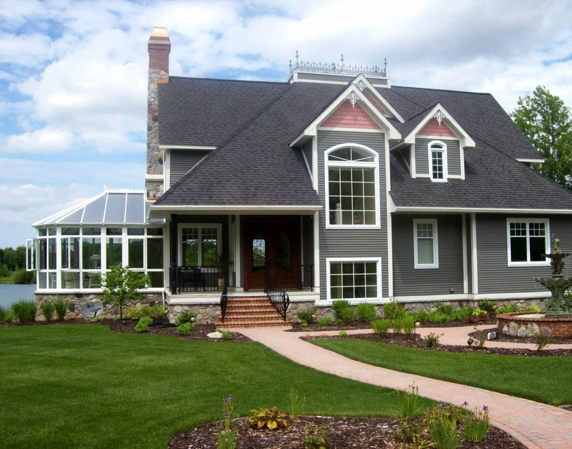 Spring cleaning exterior choice windows doors for Cleaning exterior house windows