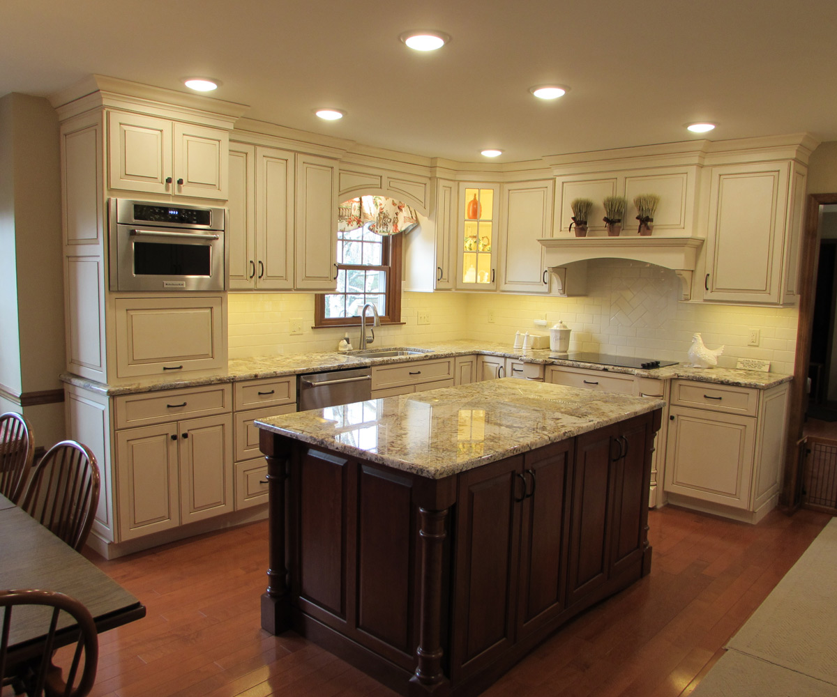Kitchen remodeling choice windows doors for Kitchen improvements