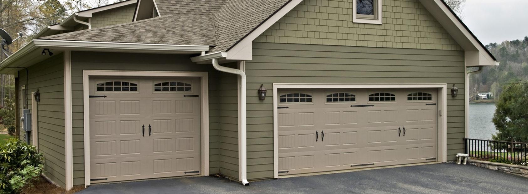 Garage construction choice windows doors rubansaba