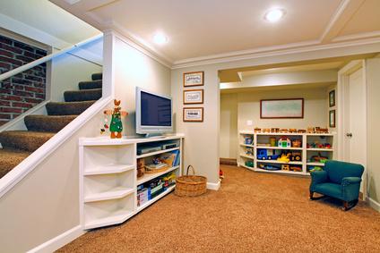 Basement Living Room Lancaster, PA