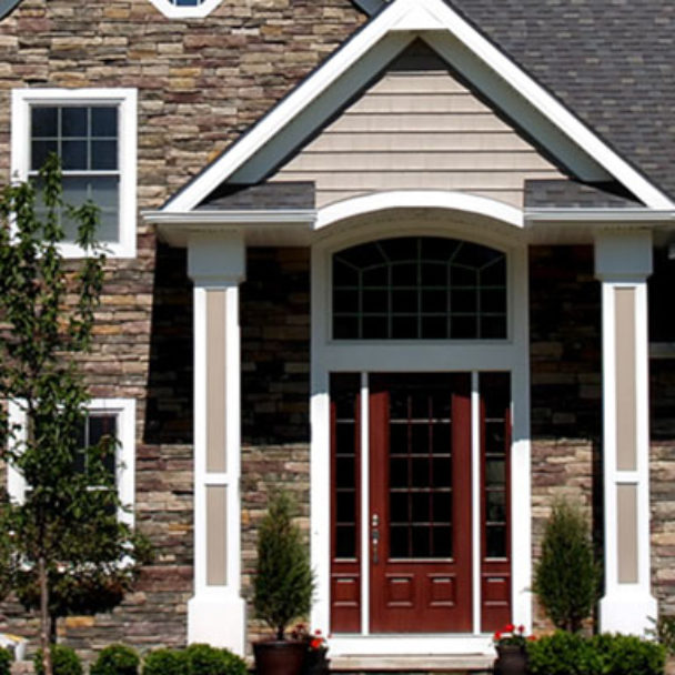 Adding curb appeal to your home