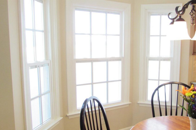 Double Hung Kitchen Windows