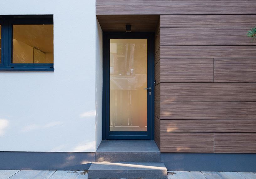 Modern front door style