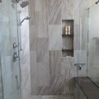 Lapides shower