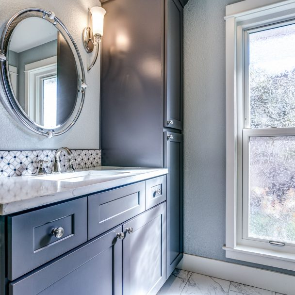 Small bathroom remodel in Chester County PA