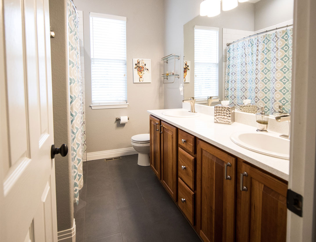 Bathroom renovated in Chester County PA