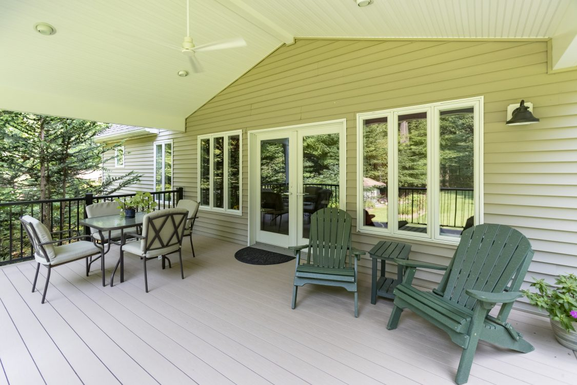 New Deck in Parksburg Pa