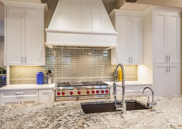 Luxury Backsplash Designs & Ideas