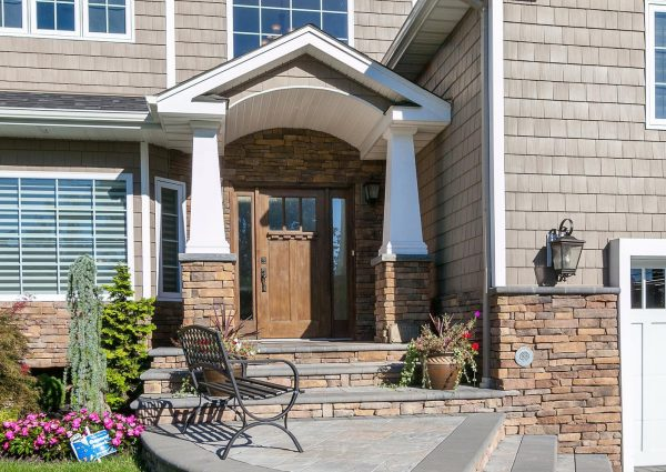 4 Popular Types of Front Doors